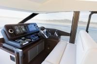 Belle Ile le 30/05/2017, la nouvelle Prestige 520. Photo © Jean-Marie LIOT pour Prestige Yacht