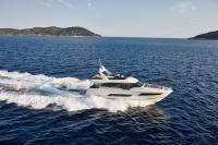 01/09/2015, Dubrovnik (CRO), Chantier Jeanneau, Prestige 680