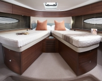 Princess-49-interior-forward-cabin