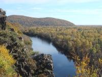 Национальный парк Анюйский, р. Манома