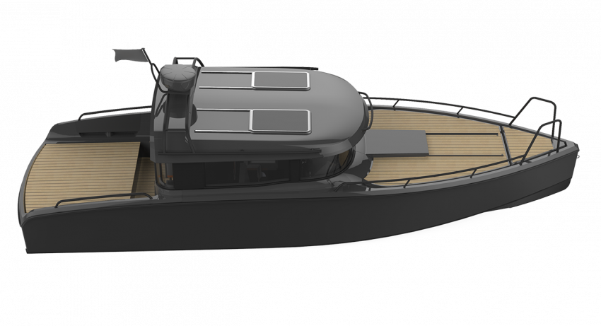 XO 270 FRONT CABIN