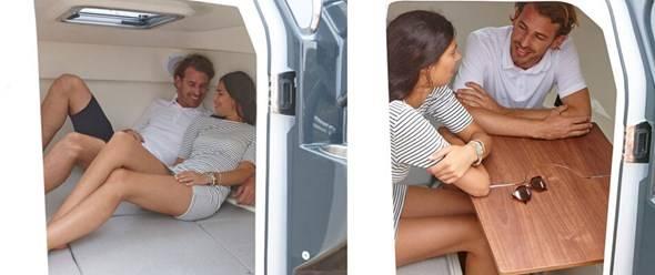 Activ 555 Cabin