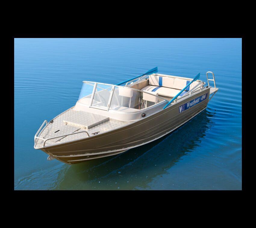 Wyatboat-490 T