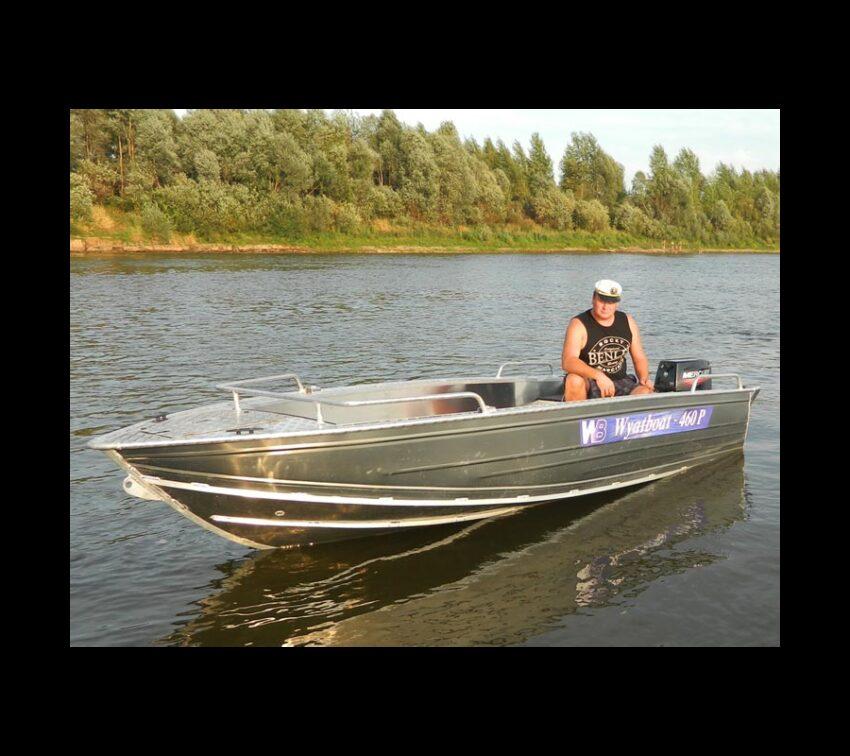 Wyatboat-460 P