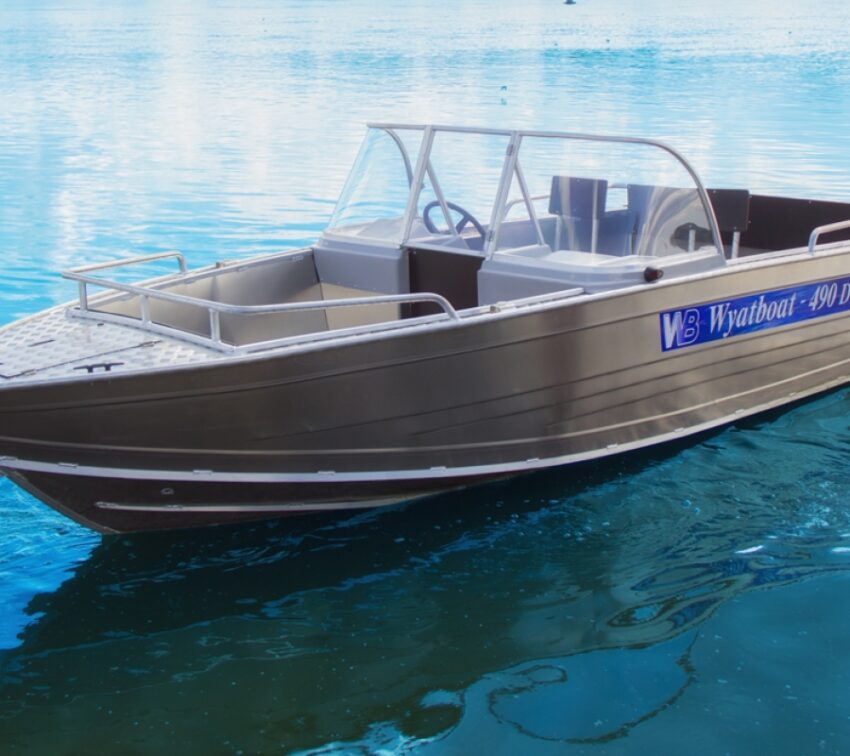 Wyatboat-490 T DCM