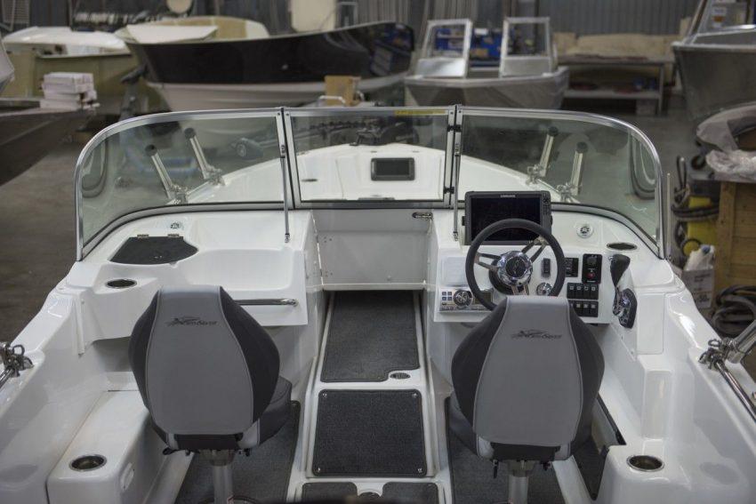 NorthSilver Husky 630 SF
