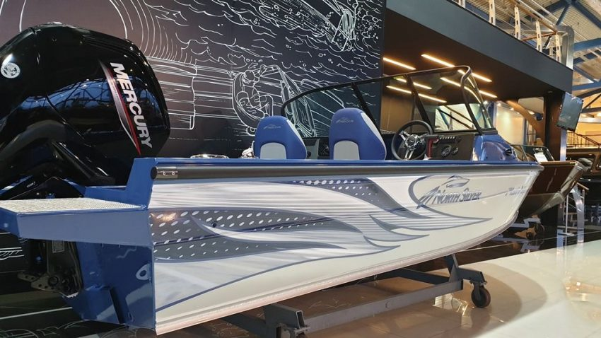 NorthSilver 525 Fish Sport (2021 модельный год)