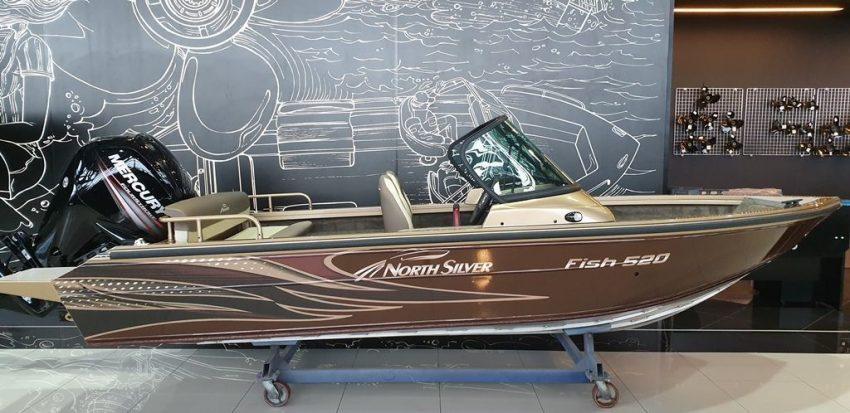 NorthSilver 520 Fish