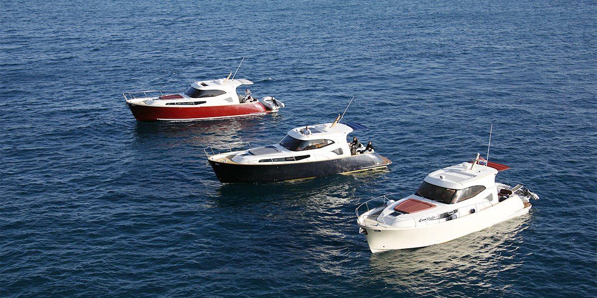 Моторные яхты Monachus