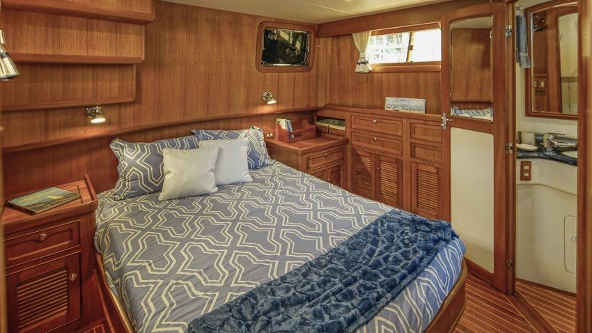 Selene 38 Voyager Aft-cabin