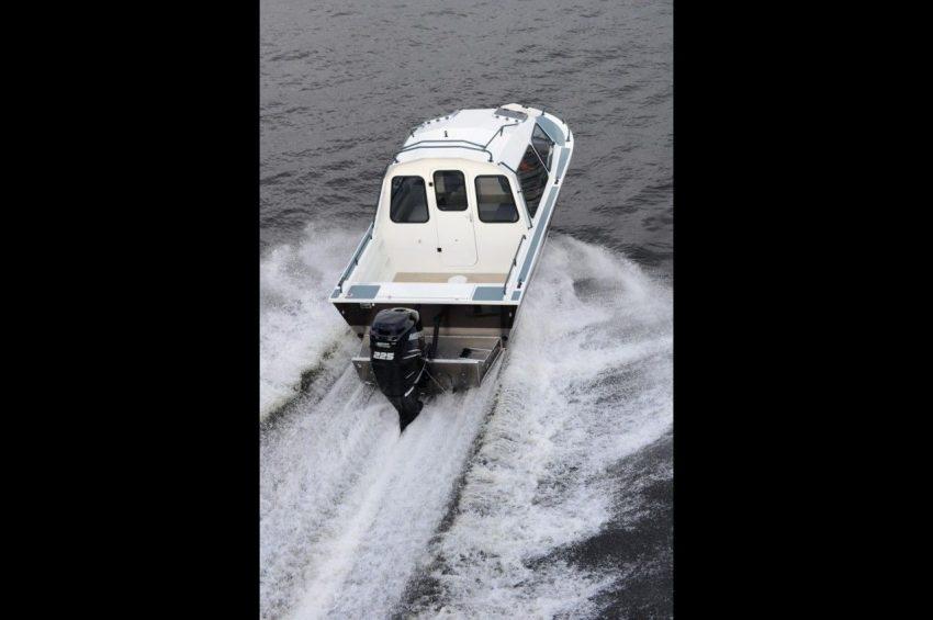 NorthSilver PRO 695 Cabin