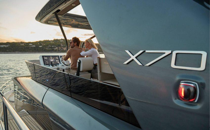 Prestige X70