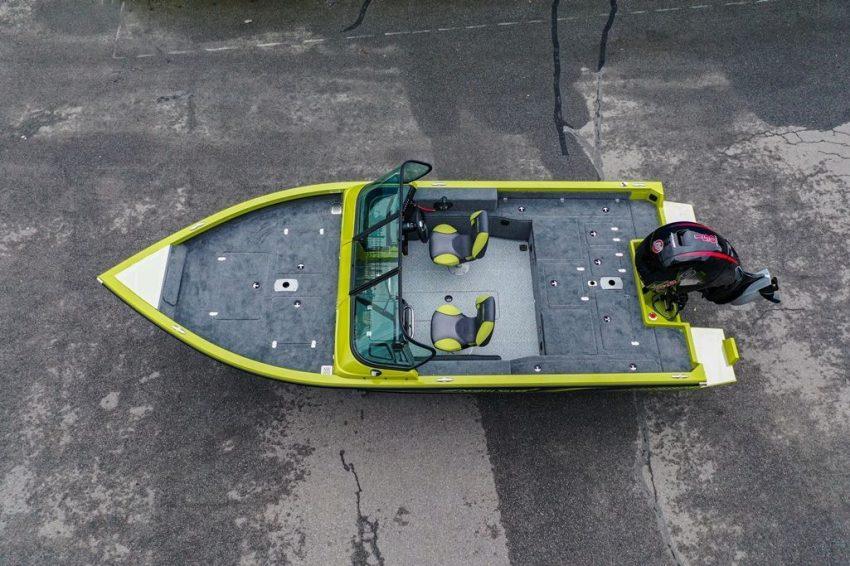 NorthSilver 585 Fish Sport (2021 модельный год)