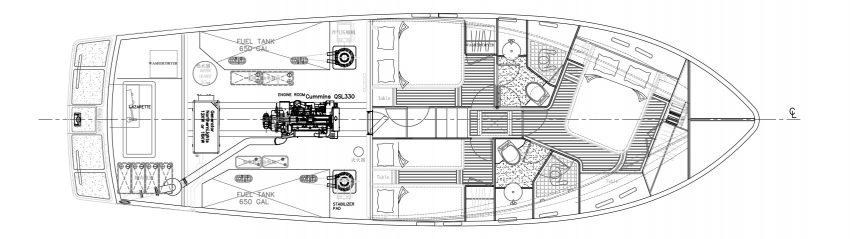 Selene 50 Voyager Sedan