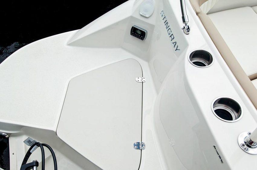 Stingray 212 SC