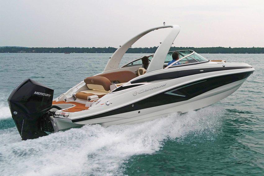 Crownline E255 XS