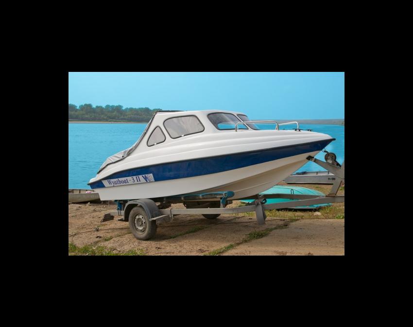 Wyatboat-3 П (полурубка)