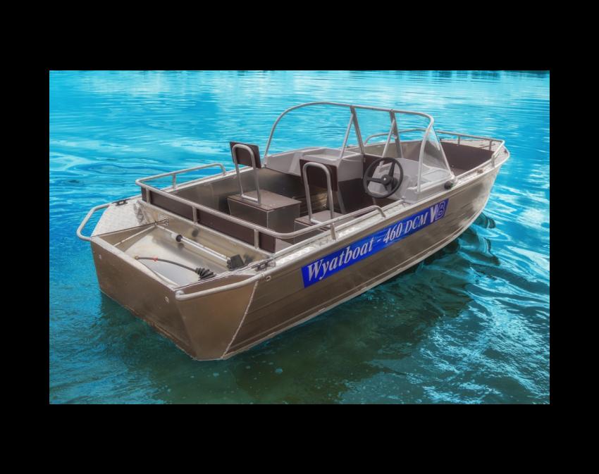 Wyatboat-460 DCM