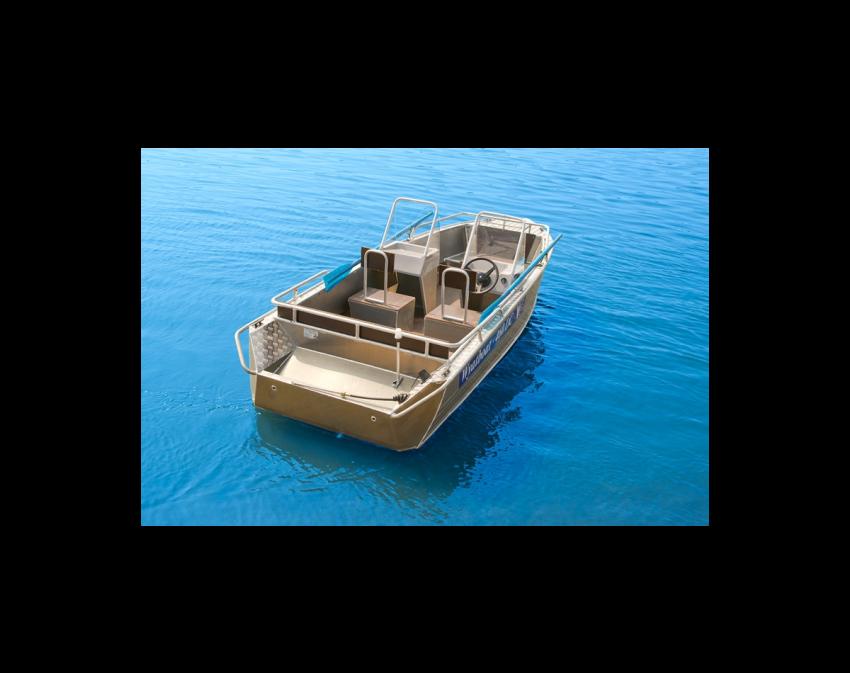 Wyatboat-460 DC