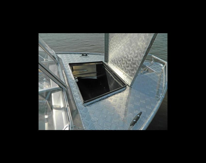 Wyatboat-460 Pro