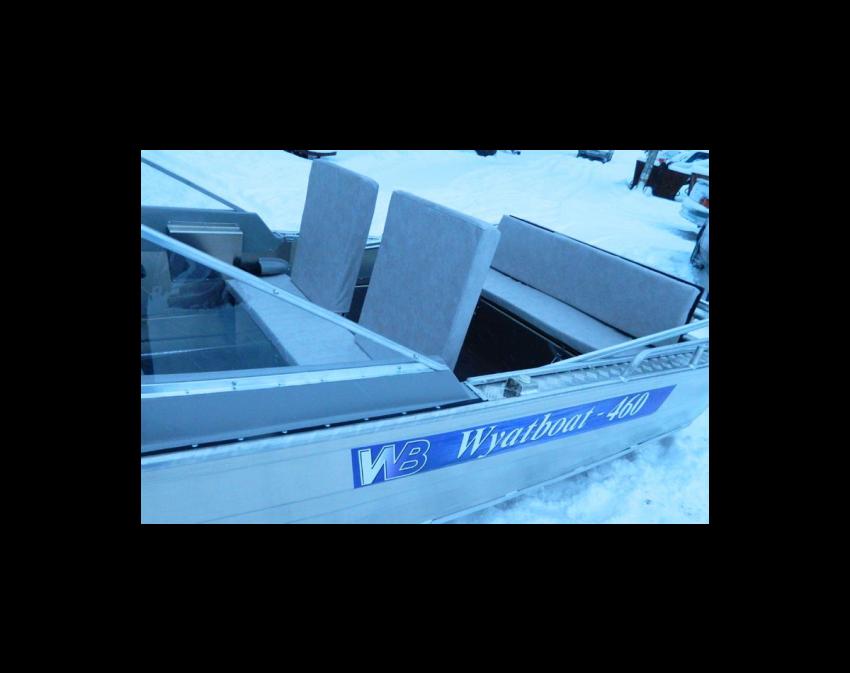 Wyatboat-460 T