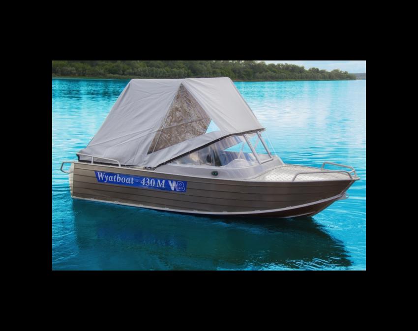 Wyatboat-430 M