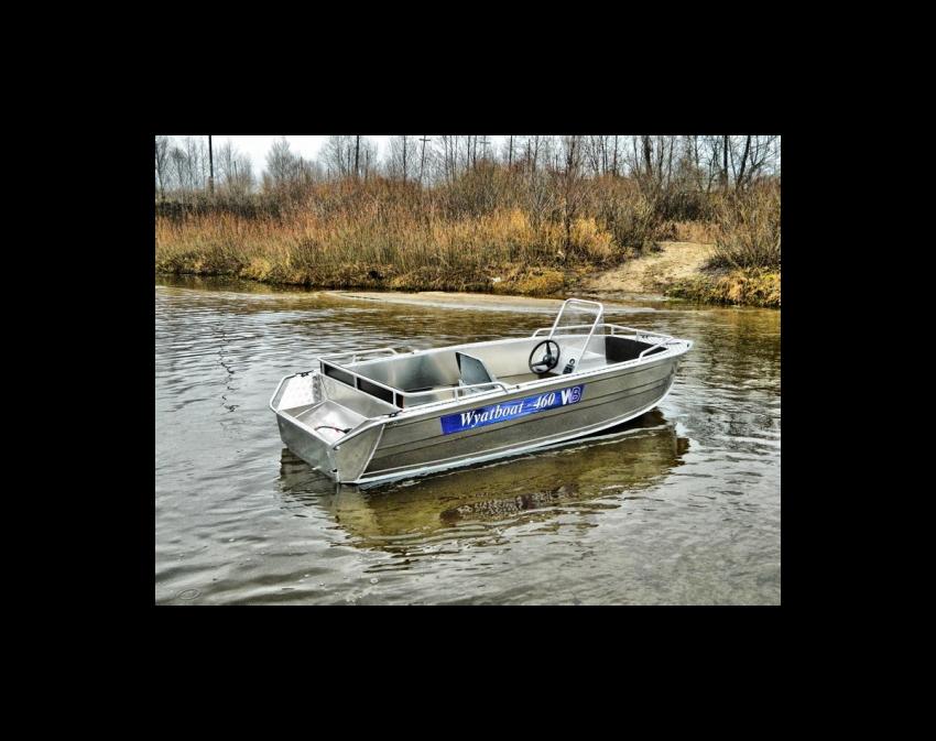 Wyatboat-460 C