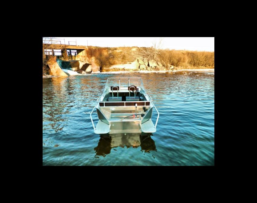 Wyatboat-430 Т Pro Трансформер