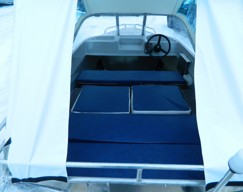 Wyatboat-430 TM Трансформер