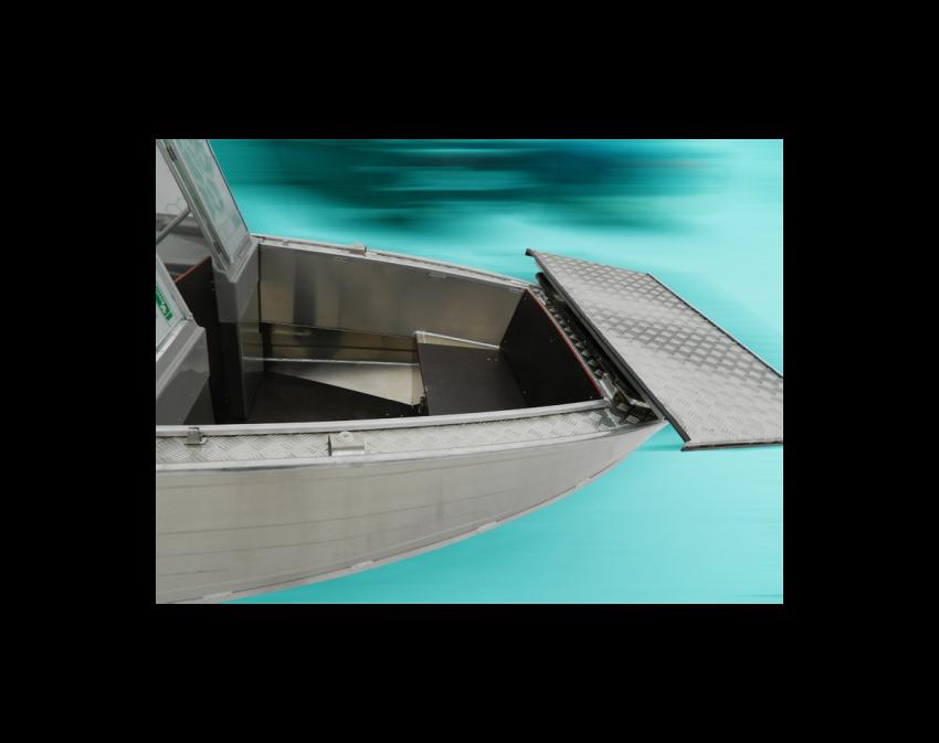 Wyatboat-460 T DCM