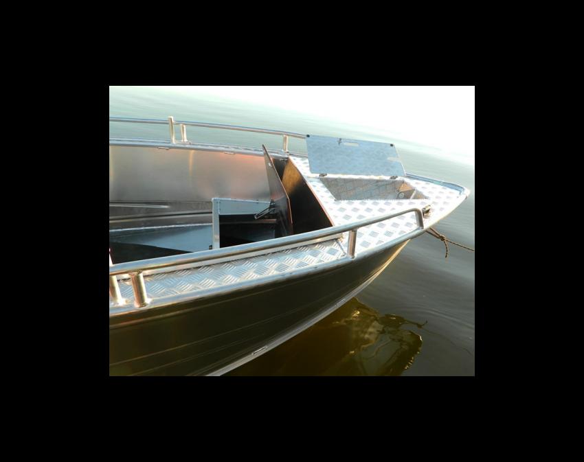 Wyatboat-490 C