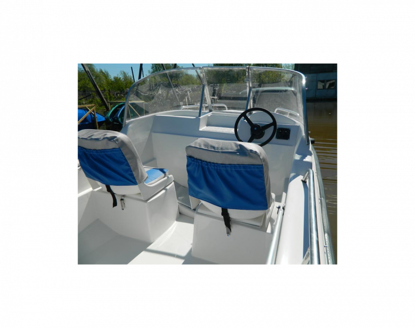 Wyatboat-430 M (тримаран)