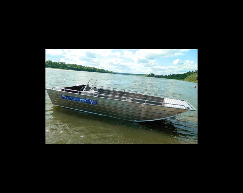 Wyatboat 490 C (спецзаказ)
