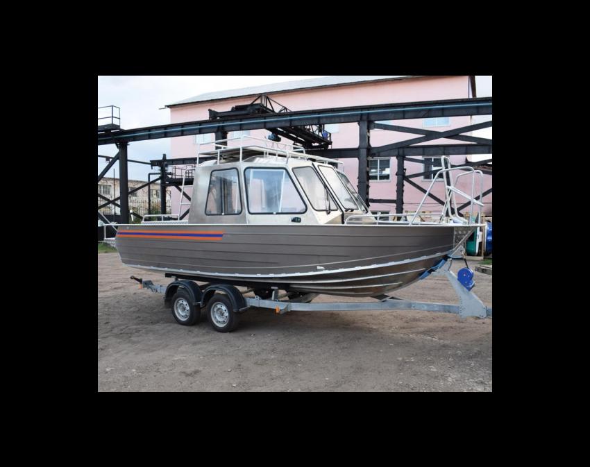 Wyatboat-660 Cabin