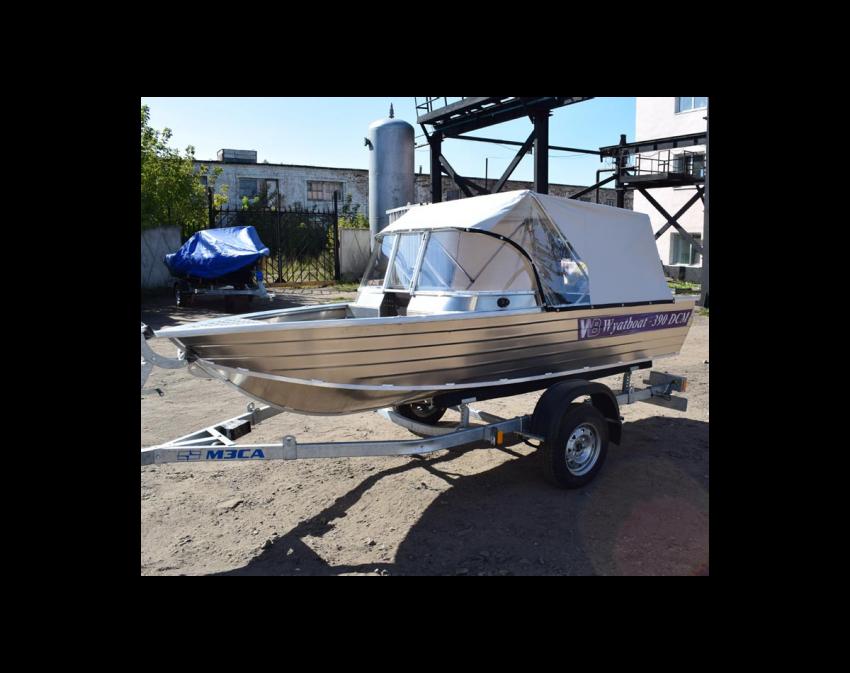 Wyatboat-390 DCM