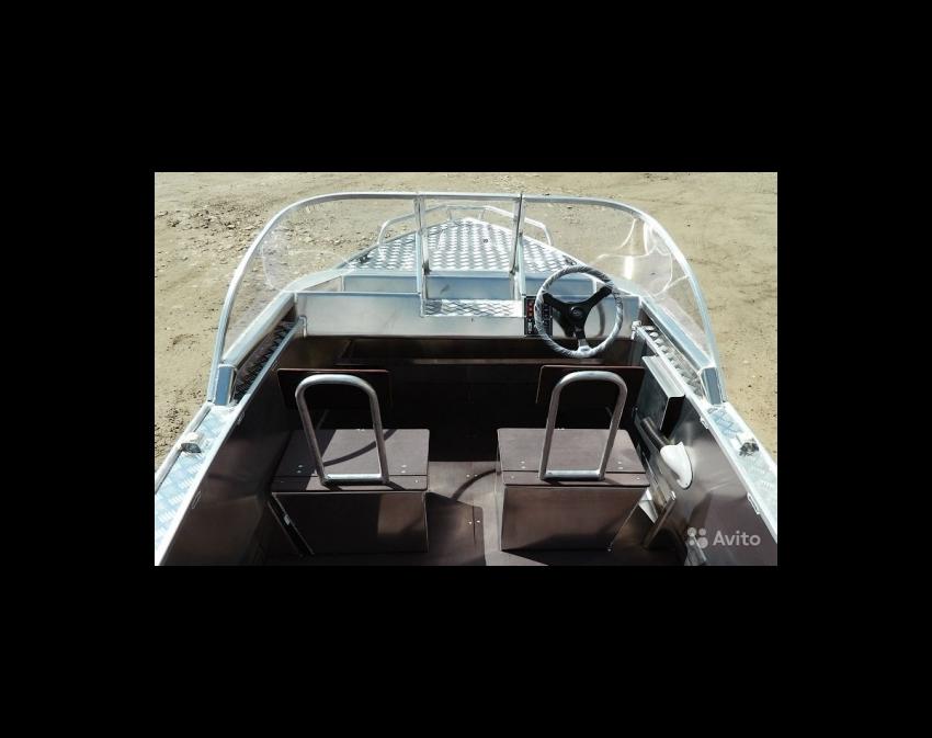 Wyatboat-460 T Pro