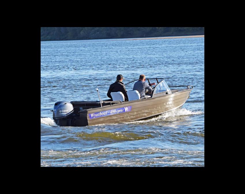 Wyatboat-490 T Pro