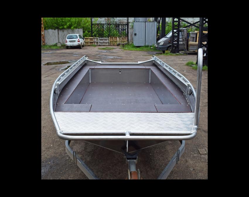 Wyatboat-430 Master