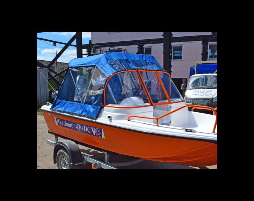 Wyatboat-430 DC