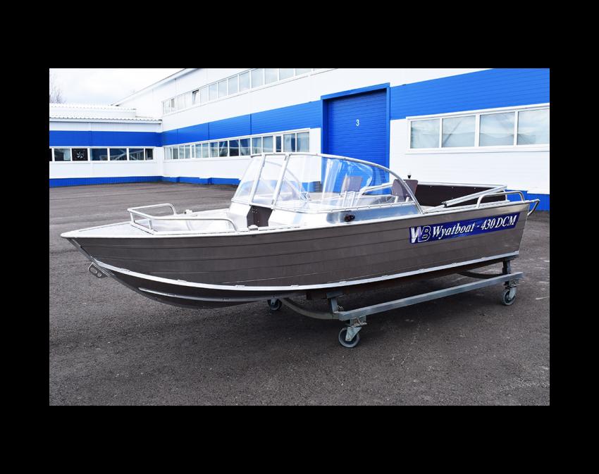 Wyatboat-430 DCM