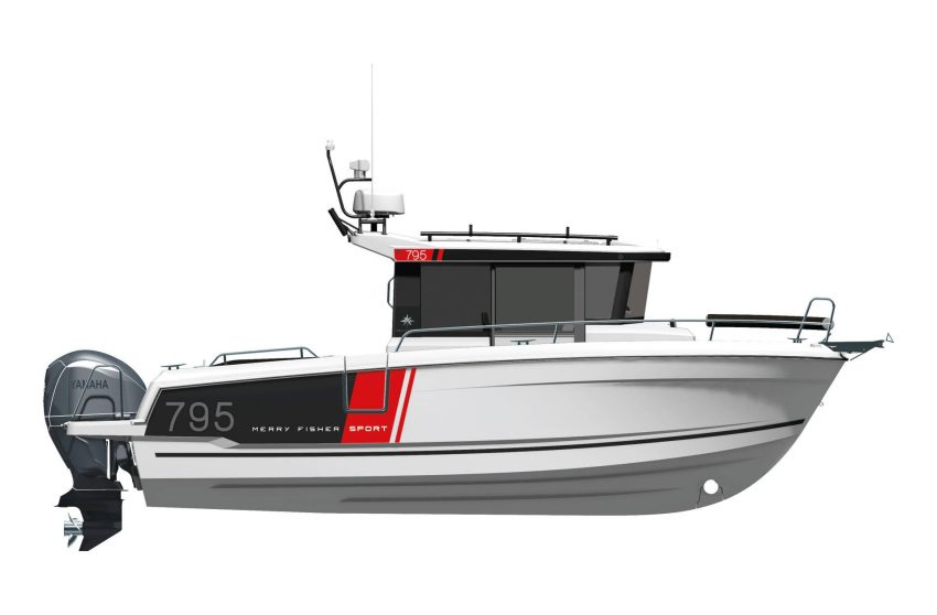 Merry Fisher 795 Sport