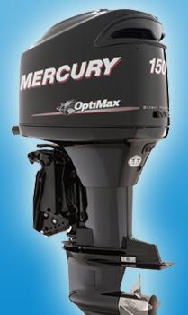 Подвесной мотор Mercury 150 L OptiMax