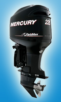 Подвесной мотор Mercury 225 L OptiMax