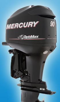 Подвесной мотор Mercury 90 ELPT OptiMax