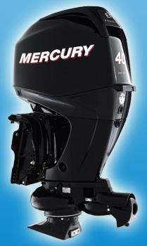 Водометные моторы Mercury F 40 ELPT EFI Jet