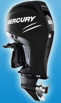 Подвесной мотор Mercury Verado 150 L