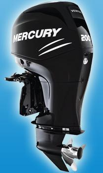 Подвесной мотор Mercury Verado 200 L (L4)