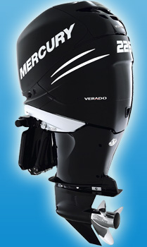 Подвесной мотор Mercury Verado 225 L