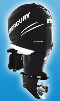 Подвесной мотор Mercury Verado 250 L